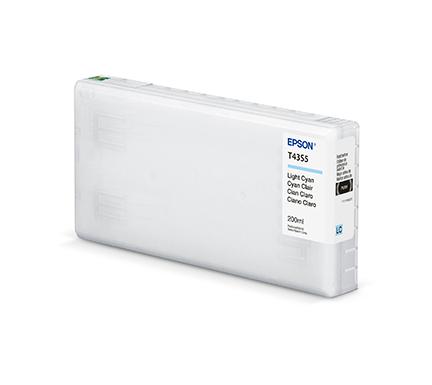 Epson SureLab D870 Light Cyan Ink Cartridge (T43S520)