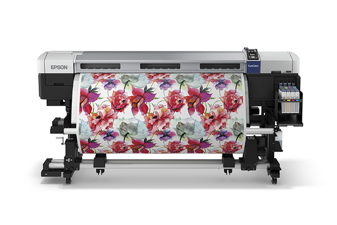 "Epson SureColor F7200 64"" Sublimation Printer (SCF7200PS)"