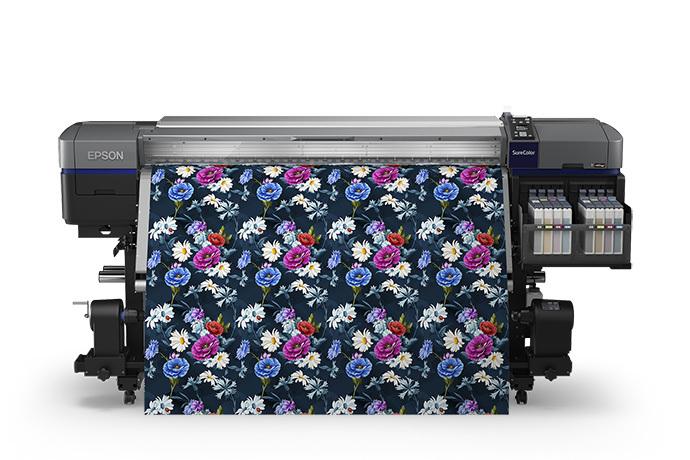 """Epson SureColor F9370 64"""" Dye Sublimation Large Format Printer"""