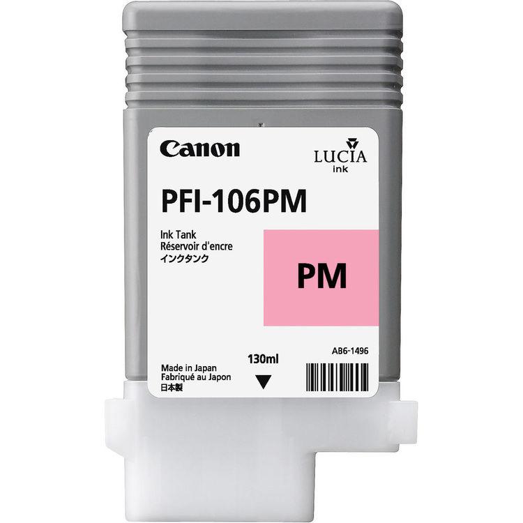 Canon PFI-106PM Photo Magenta Ink Tank 130ml