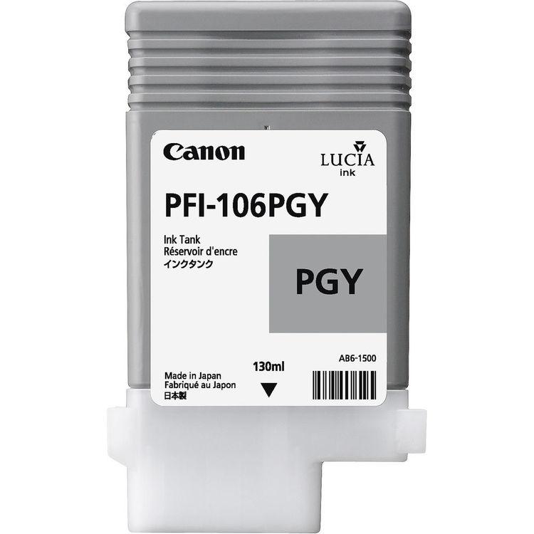 Canon PFI-106PGY Photo Grey Ink Tank 130ml
