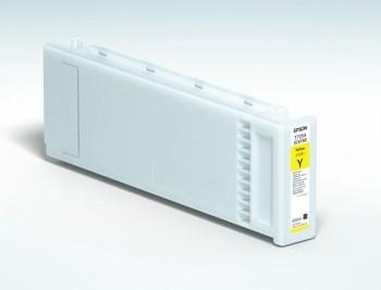 Epson 600ml UltraChrome DG Ink - Yellow (T725400)