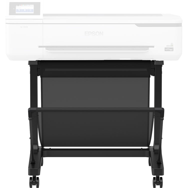 """Legerpro Optional 24"""" Stand for Epson SureColor T3170 and F570 Printer"""