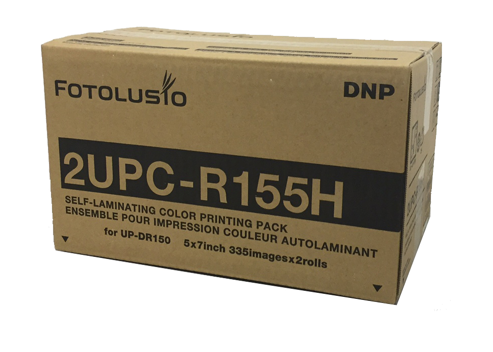 Sony/DNP 5x7 Print Pack for use with UPDR150 Printer
