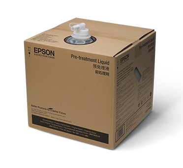 Epson DTG Polyester Pre-Treatment Fluid 18L