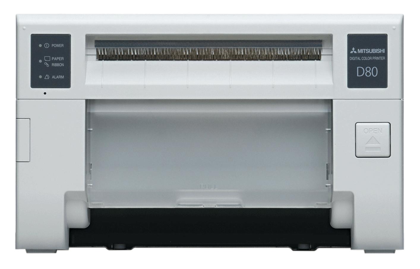 Mitsubishi CP-D80DW Photo Printer
