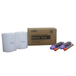 """DNP 4"""" x 6"""" Print Kit for use with DS40 Printer"""