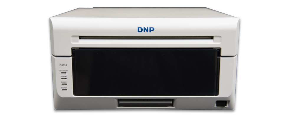 DS820A Professional Dye Sub Photo Printer