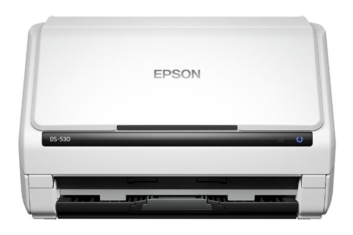 Epson DS-530 Color Duplex Document Scanner (B11B236201)
