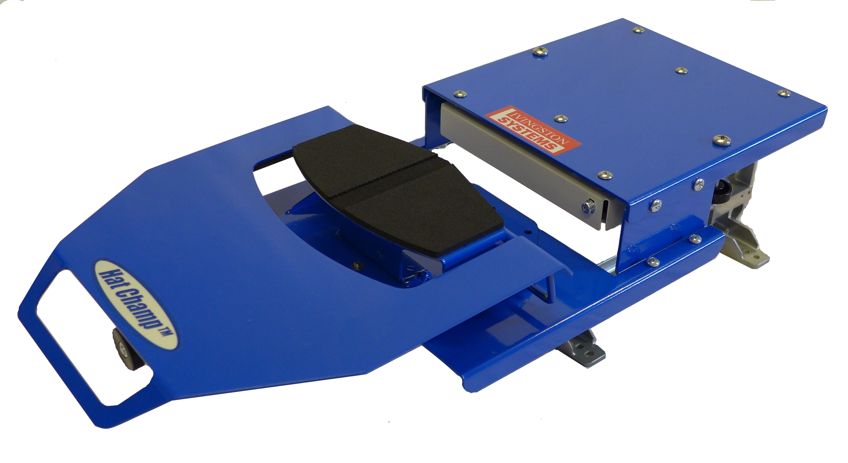 Livingston SC-F2000 Hat Platen (Standard and Low Profile Platens)