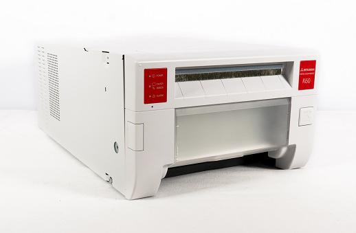 Mitsubishi CP-K60DW-S Photo Printer