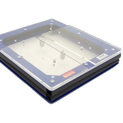 Livingston Long 6.5x11.75 Zipper Hoodie Risers for Medium Platen