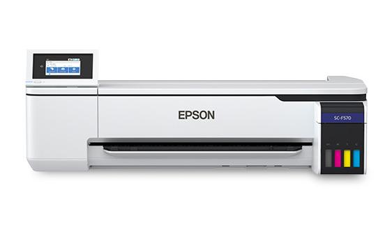 """Epson SureColor F570 24"""" Pro Sublimation Printer (SCF570PE)"""