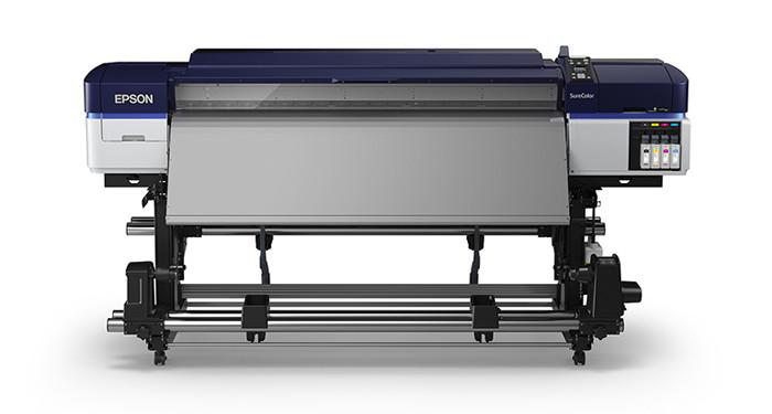 """Epson SureColor S80600 Solvent Production Printer 64"""""""