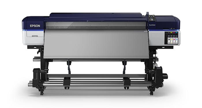 "Epson SureColor S40600 64"" Solvent Production Printer (SCS40600PE)"