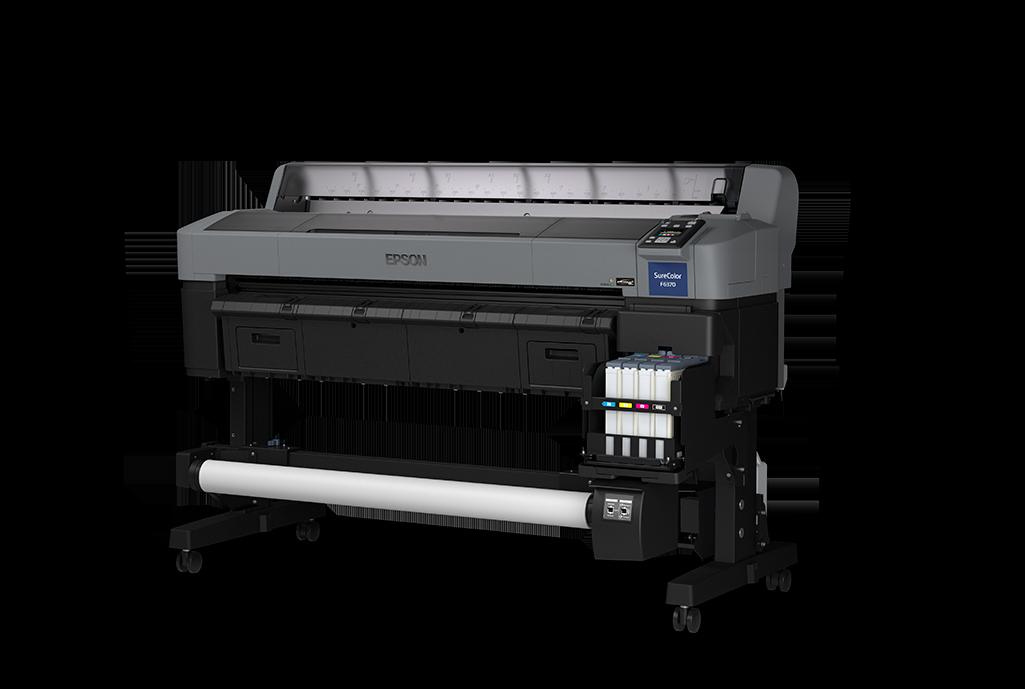 """Epson SureColor F6370 44"""" Production Edition Sublimation Printer (SCF6370PE)"""