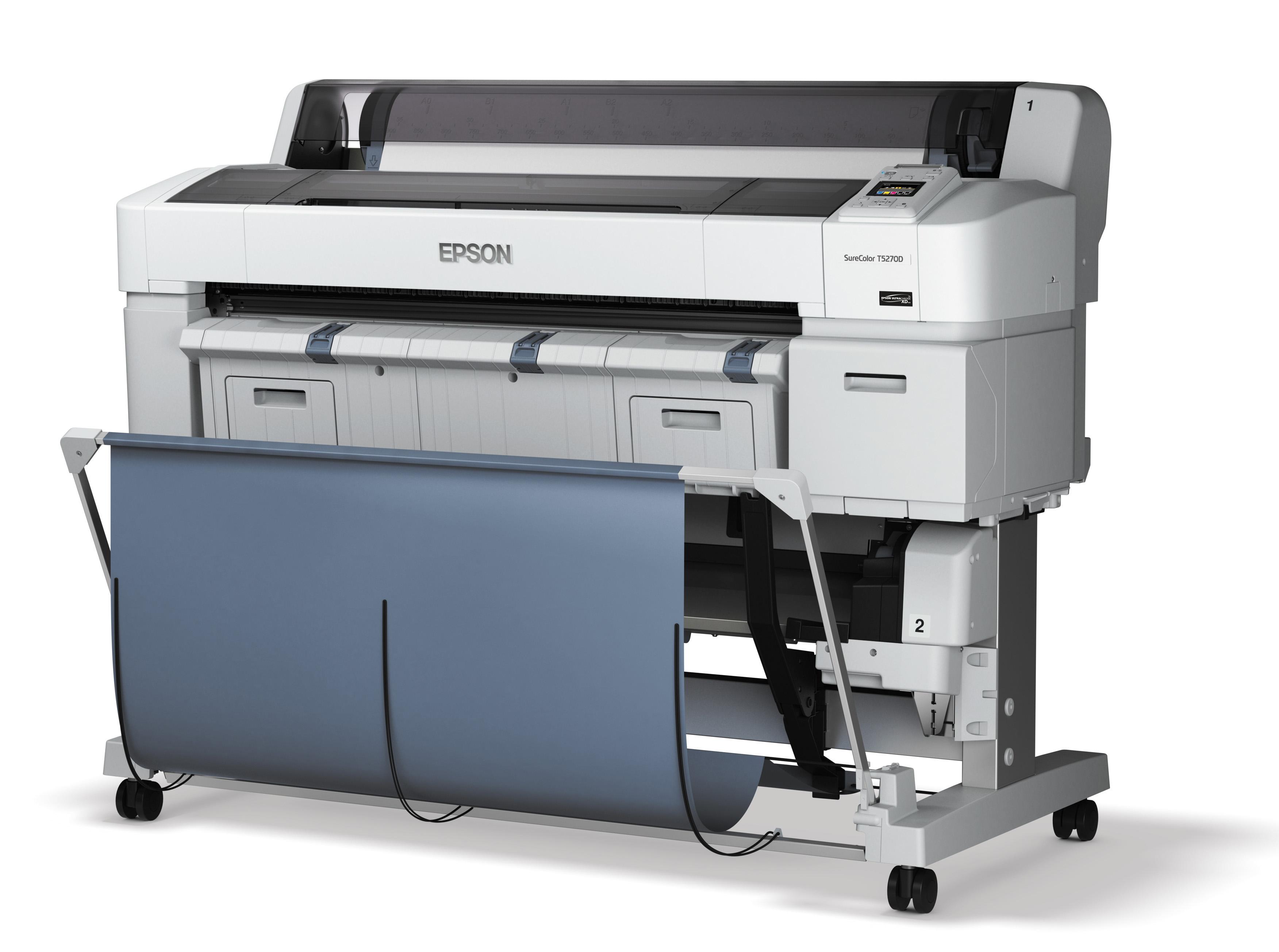 """Epson SureColor T5270 36"""" Dual Roll Printer (SCT5270DR)"""
