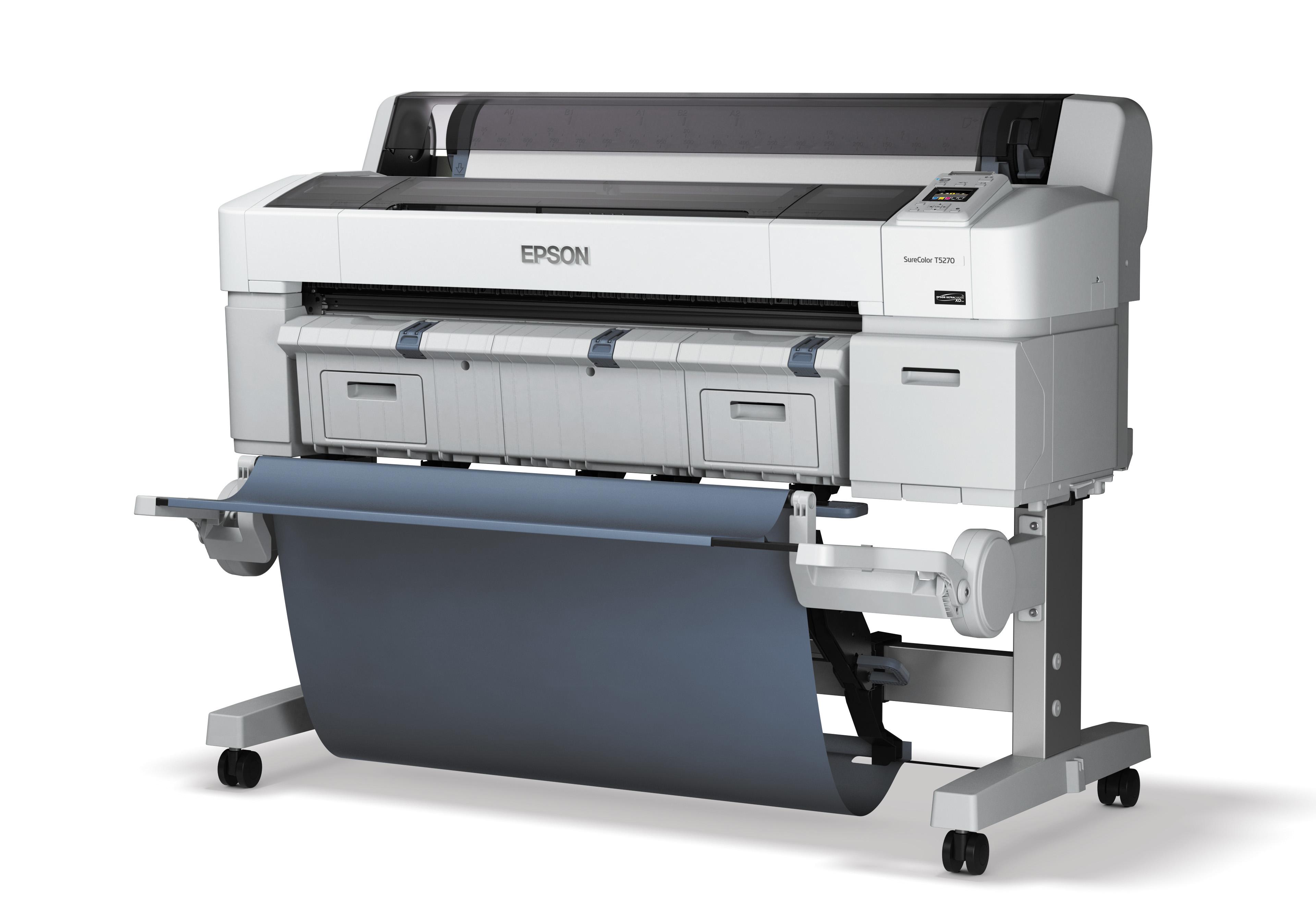 "Epson SureColor T5270 36"" Single Roll Printer"