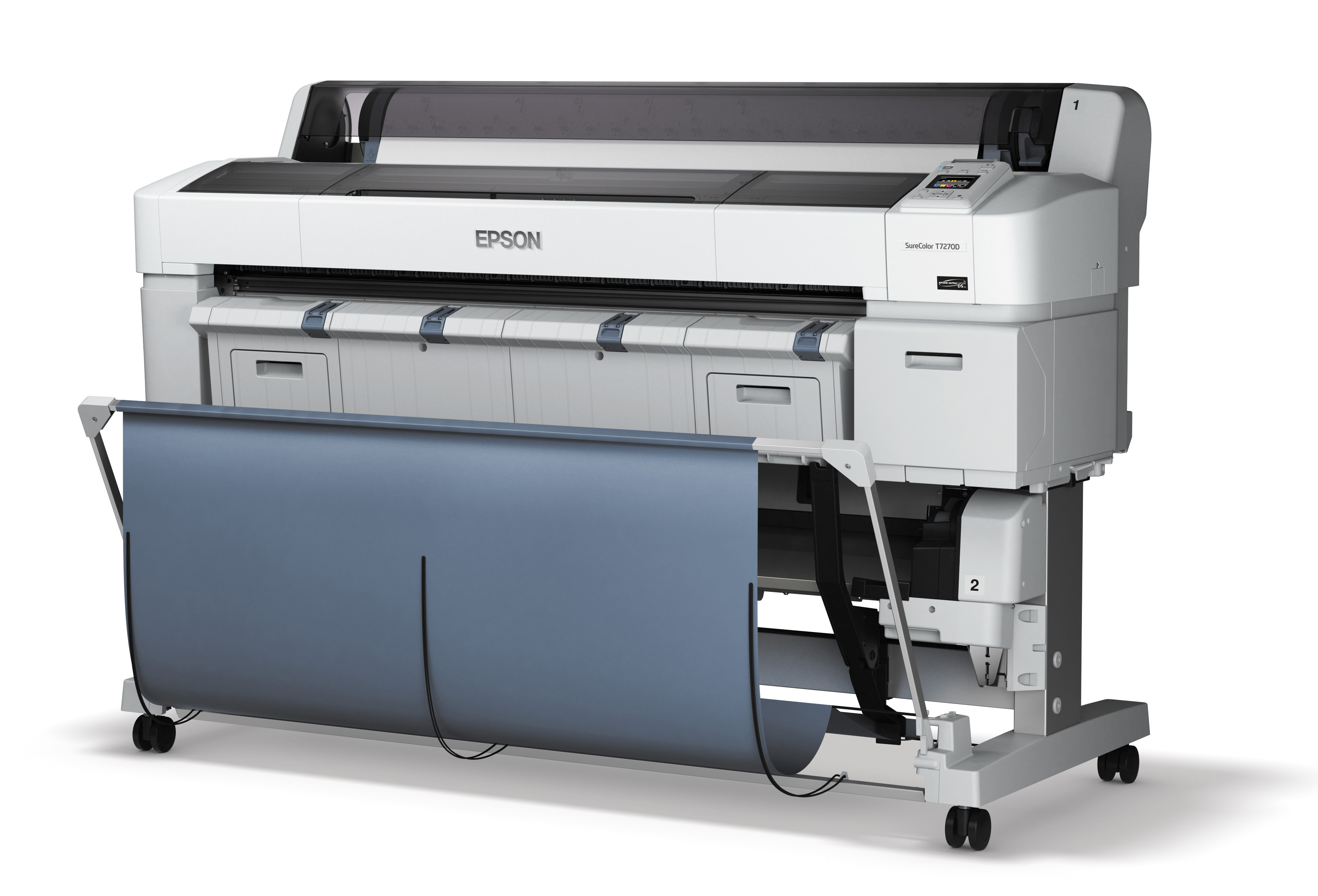 "Epson SureColor T7270 44"" Dual Roll Printer"