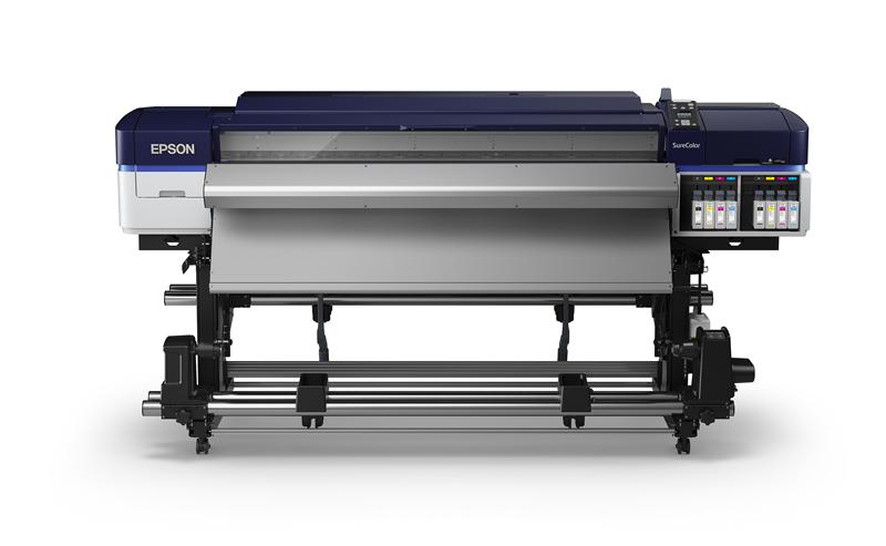 """Epson SureColor S60600 64"""" Solvent Production Printer (SCS60600PE)"""