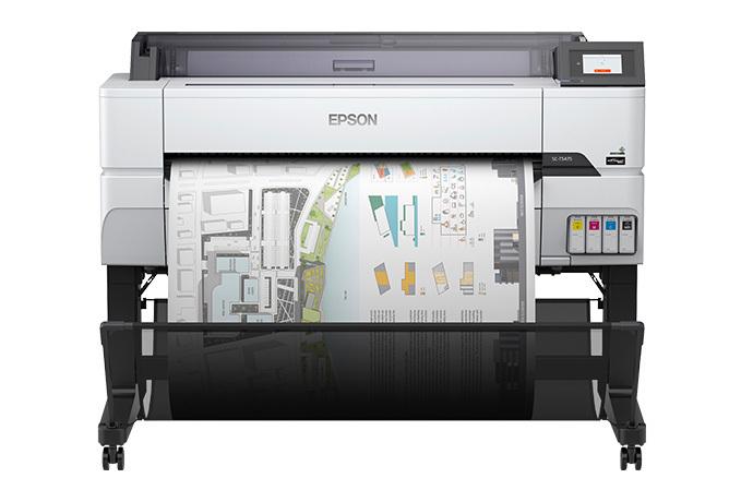 "Epson SureColor T5475 36"" Single Roll Printer (SCT5475SR)"