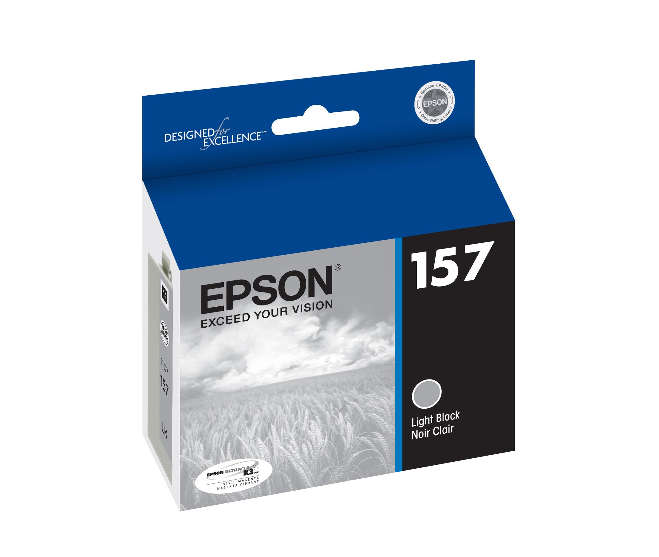 Epson R3000 Light Black Ink (T157720)
