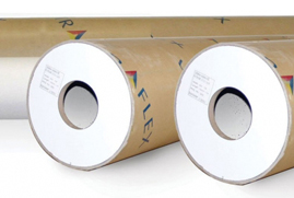 """Ultraflex Ultrablockout Banner Pro 15oz 54"""" x 164' Roll"""