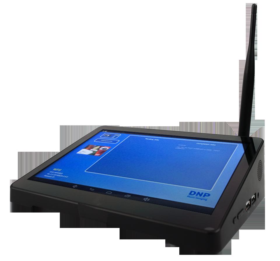 DNP WPS Pro Wireless Print Server (WPS-20-SET)
