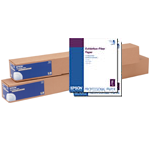 """Epson Poster Paper Production 17""""x200' Roll 175gsm"""