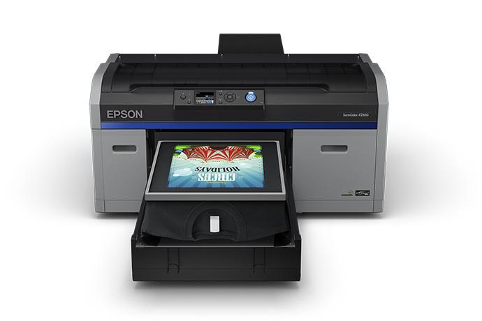 Demo Printer Epson SureColor F2100 WE DTG Printer (SCT2100WE-B)