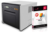 HiTi P525L Photo Printer and Darkroom Core Software Bundle