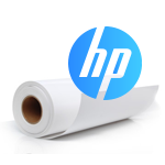 HP Matte Litho-realistic Paper, 3-in Core 60 in x 100 ft