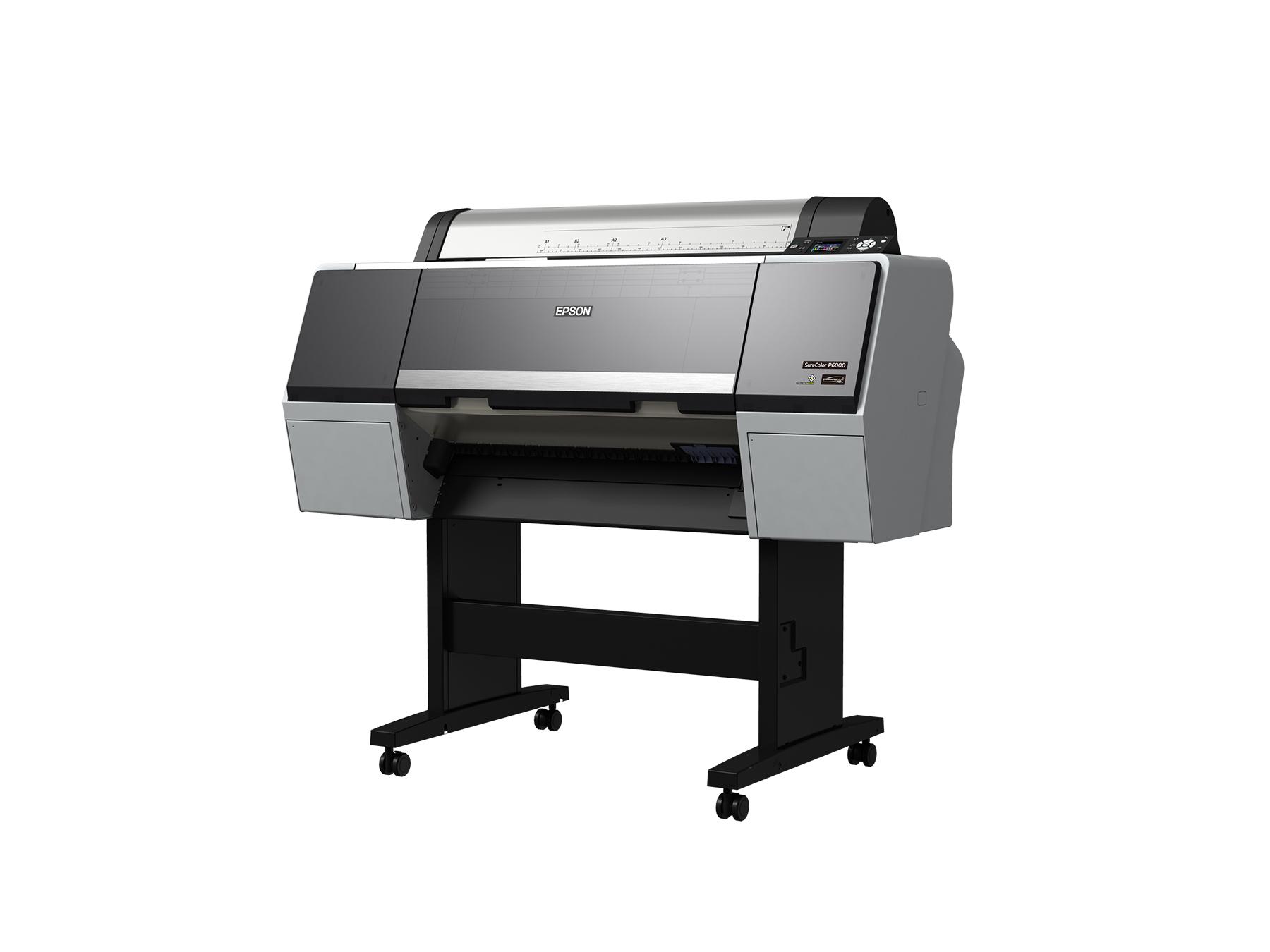"Demo Printer Epson SureColor P6000 24"" Standard Edition Printer (SCP6000SE-B)"