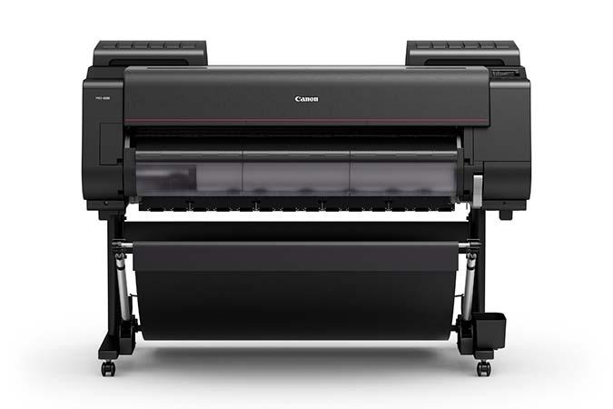 "Canon imagePROGRAF PRO-4100 44"" Large Format Inkjet Printer (3869C002AA)"
