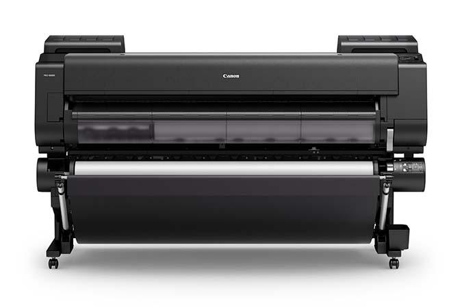 "Canon imagePROGRAF PRO-6100S 60"" Large Format Inkjet Printer (3875C005AA)"