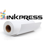 """Inkpress Repositionable Adhesive Clear Film  17"""" x 75'"""