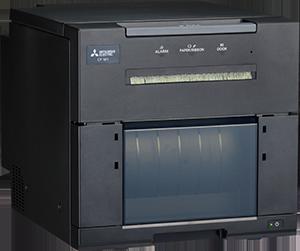 Mitsubishi CP-M1A High-Capacity Photo Printer