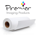 "PremierDisplay Waterproof Inkjet Clear Film 44""x100' 5mil"