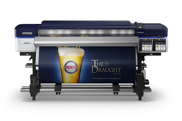 "Demo Printer Epson SureColor S60600 64"" Solvent Production Printer (SCS60600PE-B)"