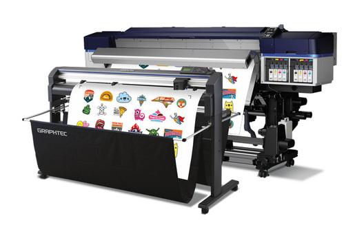 """Epson SureColor S60600 64"""" Print Cut Edition Solvent Printer Bundle (SCS60600PC2)"""