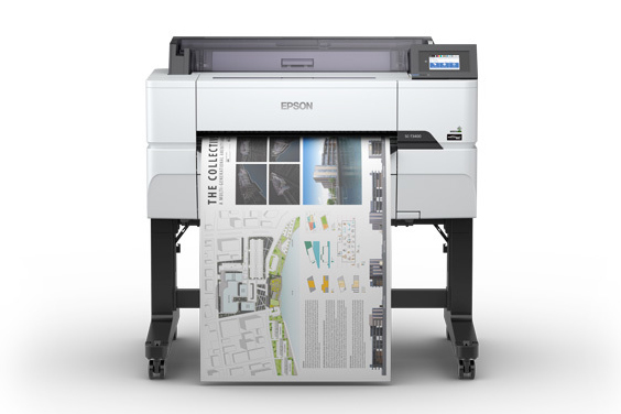 "Epson SureColor T3470 24"" Printer with WiFi (SCT3470SR)"