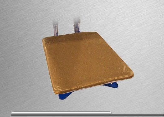 14x16 Teflon Bottom Table Wrap w/ Elastic Corners (CTW-1416)