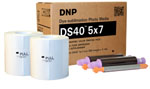 DNP 5x7 Print Kit for use with DS40 Printer