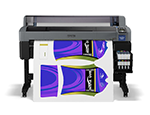"Epson SureColor F6370 Production Edition 44"" Dye Sublimation Large Format Printer (SCF6370PE)"