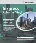 "Inkpress Adhesive Vinyl 17"" x 22"" - 20 sheets"