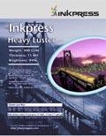 "Inkpress Heavy Luster 300 8.5"" x 11"" x250"