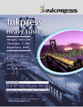 "Inkpress Heavy Luster 300 17"" x 100'"