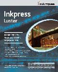 "Inkpress Luster 240 gsm 36"" x 100'"