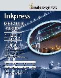 """Inkpress Metallic Paper Gloss 13"""" X 38"""" x 25 sheets (MP133820)"""