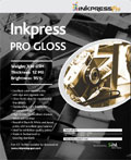 "Inkpress Pro Gloss 11"" x 17"" x50 sheets"